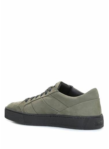 Santoni Sneakers Yeşil